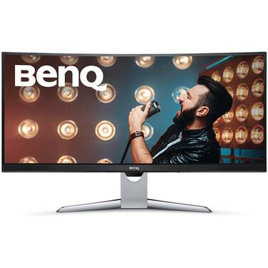 35 BenQ EX3501R WQHD Ultrawide Curved 100Hz HDR FreeSync 2 Gaming Monitor