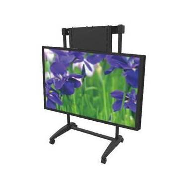 EasiLift Dynamic Height Adjustable Portable TV Stand ideal for Interactive Display Panels for 33 to 60kg