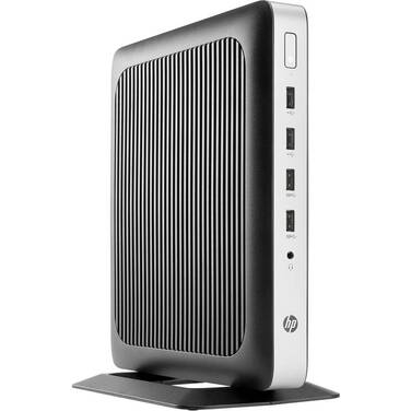 HP T630 Thin Client AMD GX-420GI 4GB RAM 8GB Storage HPzero OS PN 2ZU95AA