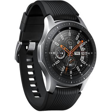 Samsung Galaxy Watch 46mm 4G - Silver PN SM-R805FZSAXSA