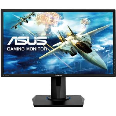 24.5 ASUS VG255H FreeSync Gaming Monitor with Height Adjust and Speakers