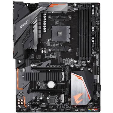 Gigabyte AM4 ATX B450 AORUS ELITE DDR4 Motherboard