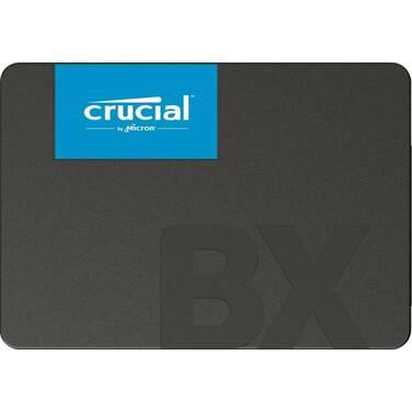 480GB Crucial BX500 2.5 SATA 6Gb/s SSD Drive PN CT480BX500SSD1