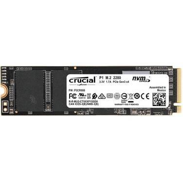 500GB Crucial P1 M.2 PCIe SSD PN CT500P1SSD8