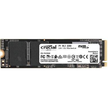1TB Crucial P1 M.2 PCIe SSD PN CT1000P1SSD8