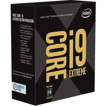 Intel S2066 Core i9 9980XE 3.0GHz 18 Core CPU PN BX80673I99980X (No Heatsink Included)