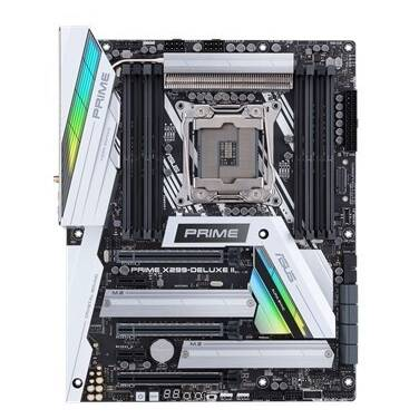 ASUS S2066 ATX PRIME X299-DELUXE II DDR4 Motherboard