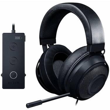 Razer Kraken Tournament Edition USB Gaming Headset - Black RZ04-02051000
