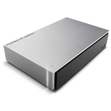 4TB LaCie 3.5 Porsche Design USB 3.0 External Desktop HDD PN STEW4000400