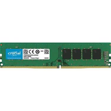 16GB DDR4 Crucial (1x16GB) 2666MHz RAM Module PN CT16G4DFD8266
