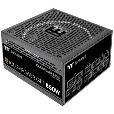 850 Watt Thermaltake Toughpower GF1 GOLD Fully Modular Power Supply PN PS-TPD-0850FNFAGA-1