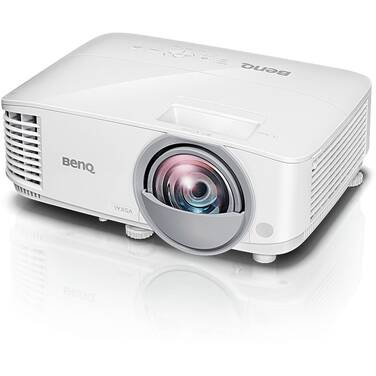 Benq MW826ST 3400 ANSI WXGA DLP Education Projector