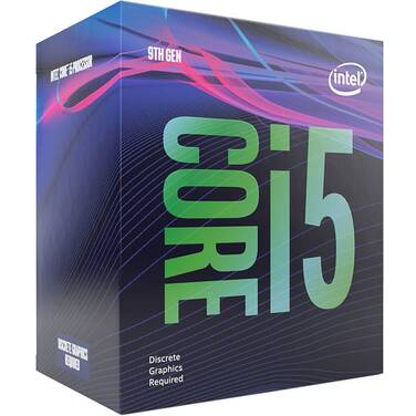 Intel S1151 Core i5 9400F 2.90GHz 6 Core CPU PN BX80684I59400F