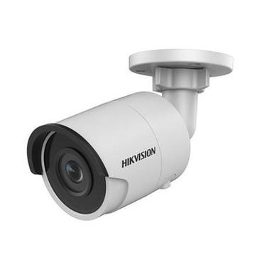 Hikvision DS-2CD2055FWD-I 6MP IP Outdoor Mini Bullet Camera With 2.8mm Fixed Lens