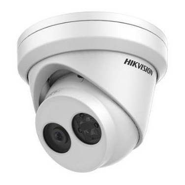 Hikvision DS-2CD2355FWD-I 6MP IR Outdoor Turret Camera with 2.8mm Fixed Lens
