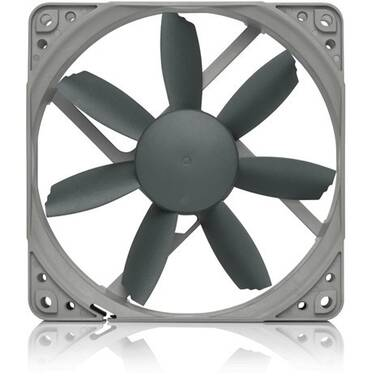120mm Noctua NF-S12B Redux Edition 1200RPM PWM Case Fan PN NF-S12B-REDUX-1200-PWM