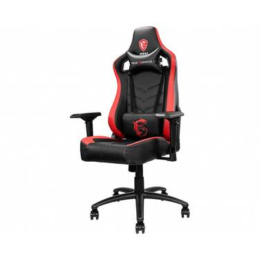 MSI MAG CH110 Gaming Chair Black and Red