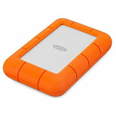 2TB Lacie 2.5 Rugged MINI USB 3.0 Portable HDD PN LAC9000298