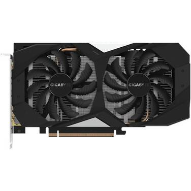 Gigabyte GTX1660 6GB OC PCIe Video Card PN GV-N1660OC-6GD