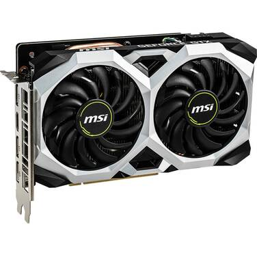 MSI GTX1660 6GB Ventus XS OC PCIe Video Card