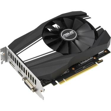 ASUS GTX1660 6GB Phoenix OC PCIe Video Card PN PH-GTX1660-O6G