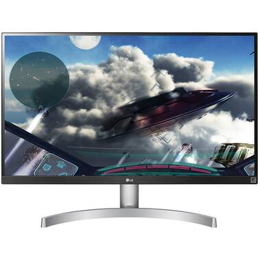 27 LG | 27UL600-W | IPS UHD 4K Monitor with HDR400