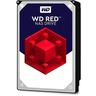 6TB WD 3.5 SATA 6Gb/s Red HDD PN WD60EFAX