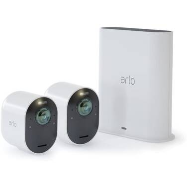 ARLO VMS5240 Ultra 4K Wire-Free Security 2 Camera System PN VMS5240-100AUS