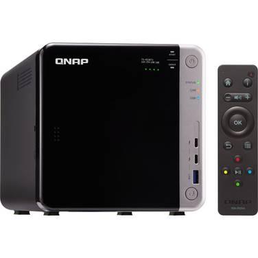 4 Bay QNAP TS-453BT3 8GB Gigabit NAS Unit
