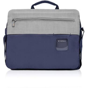 14.1 Everki ContemPRO Notebook Shoulder Bag Navy PN EKS661N