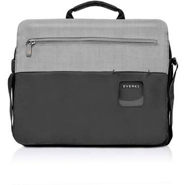 14.1 Everki ContemPRO Notebook Shoulder Bag Black PN EKS661