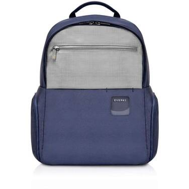15.6 Everki ContemPRO Commuter Notebook Backpack Navy PN EKP160N
