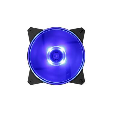 120mm Cooler Master MasterFan Lite MF120L Blue LED PN R4-C1DS-12FB-R1