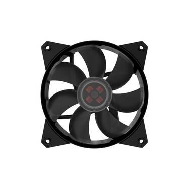 120mm Cooler Master MasterFan Lite MF120L Non-LED PN R4-C1DS-12FK-R1