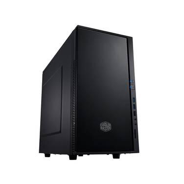 Cooler Master MicroATX Silencio 352 Case (No PSU) SIL-352M-KKN1