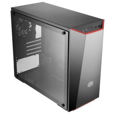 Cooler Master MicroATX MasterBox Lite 3.1 TG Case (No PSU) MCW-L3S3-KGNN-00