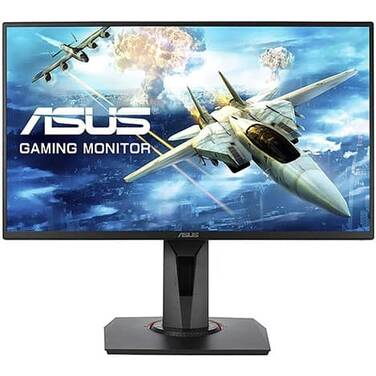24.5 ASUS VG258QR 165Hz Gaming Monitor with Height Adjust and Speakers