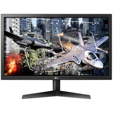 24 LG UltraGear | 24GL600F-B | TN FHD Monitor with 144Hz Refresh Rate