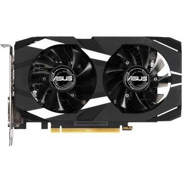 654c48b163e1 ASUS GTX1650 4GB Dual OC Gaming PCIe Video Card PN DUAL-GTX1650-O4G