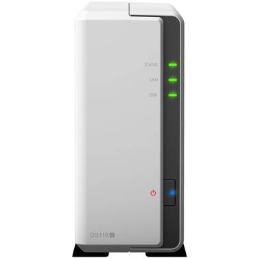 1 Bay Synology DS119j DiskStation NAS Unit
