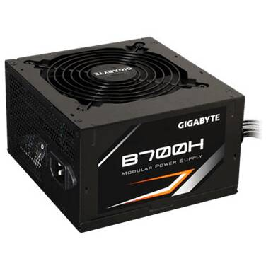 700 Watt Gigabyte GP-B700H-MS 80+ Bronze Modular Power Supply