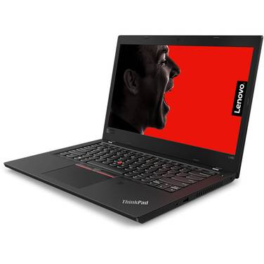 Lenovo L480 14 Core i5 Notebook Win 10 Home PN 20LSS0P200