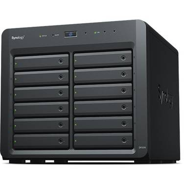12 Bay Synology DX1215 DiskStation NAS Expansion Unit