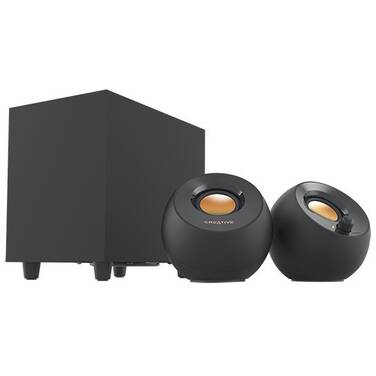 Creative Pebble Plus 2.1 USB Speakers BLACK PN 51MF0480AA000