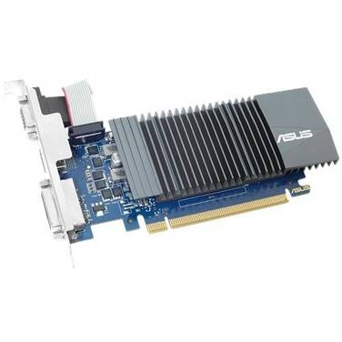 ASUS GT710 2GB Slim PCIe Video Card PN GT710-SL-2GD5-BRK