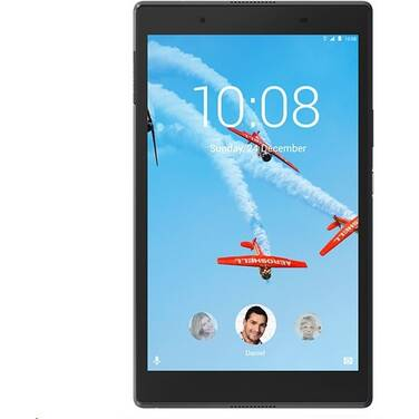 Lenovo TB-8504X Tab 4 8 4G LTE Android Tablet Black PN ZA2D0013AU
