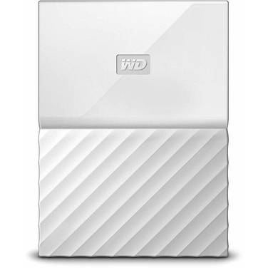 2TB WD 2.5 USB 3.0 My Passport Portable HDD WHITE PN WDBS4B0020BWT-WESN
