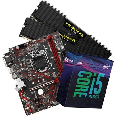 Intel 9400F Entry Gaming Combo