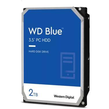2TB WD 3.5 SATA 6Gb/s Blue HDD PN WD20EZAZ