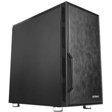 Antec MicroATX VSK10 Case Black (No PSU)